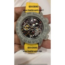 Rolex Cosmograph Daytona Skeleton ETA 4130 Original Machine Watch