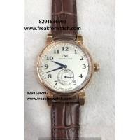 IWC Da Vinci White Replica Watch India