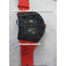 Richard Mille RM07-01 Alain Prost Red Watch