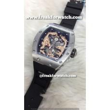 Richard Mille Dragon and Phoenix Skeleton ETA Original Machine Watch